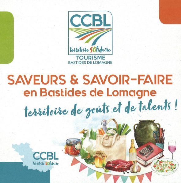 Saveurs et Savoir-Faire en Bastides de Lomagne