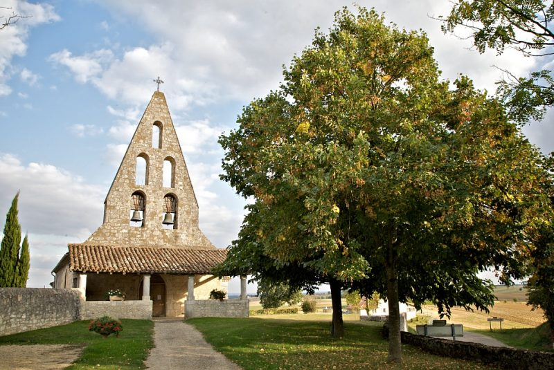 village de gaudonville église patrimoine